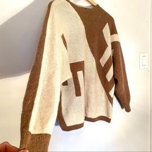 Vintage Andre Christian Lambswool Sweater